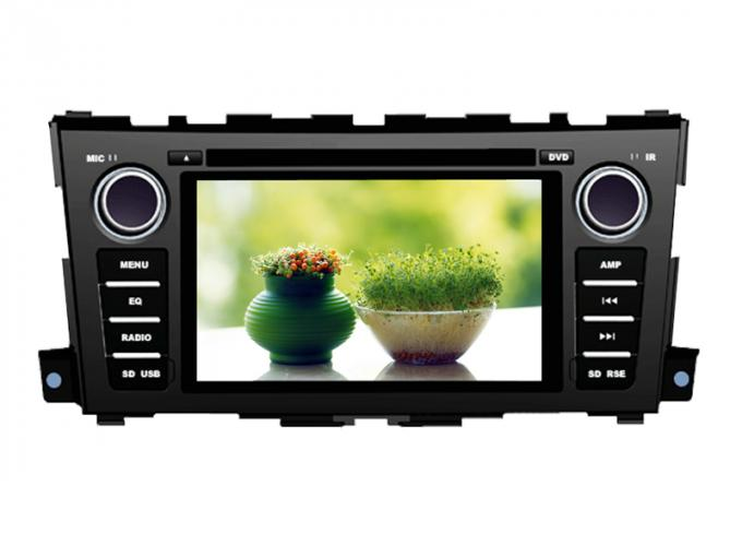 Double Din Car DVD Player with gps wifi 3g bluetooth Nissan Teana Altima 2014