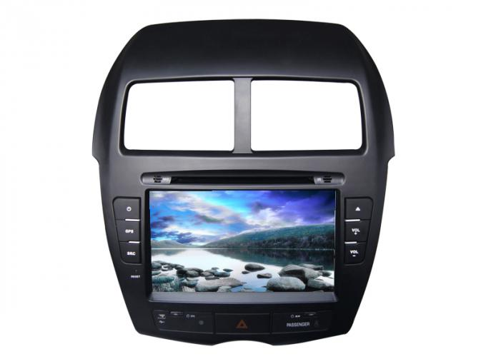 In car audio stereo MITSUBISHI Navigator with screen gps bluetooth Mitsubishi ASX / Citroen