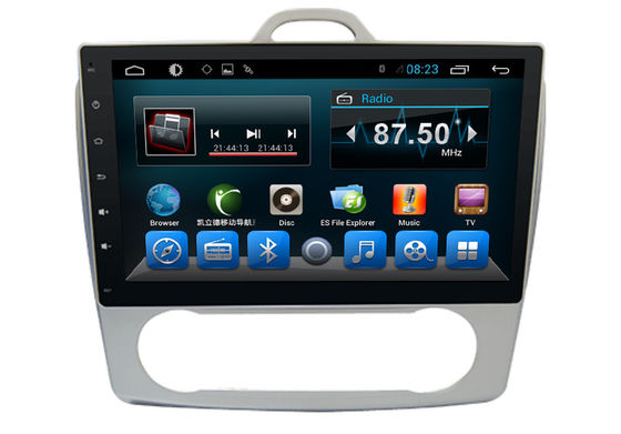 Trung Quốc 10.1 Inch Android Quad Core  FORD DVD Navigation System Car GPS Navi For Focus nhà cung cấp