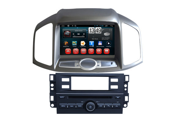 Trung Quốc Chevrolet GPS Navigation for Captiva Android Car DVD Central Multimedia System nhà cung cấp