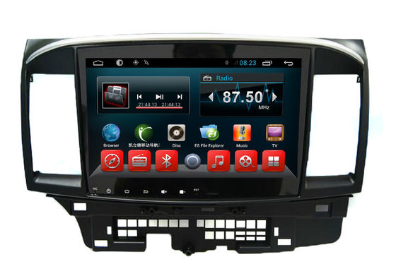 Trung Quốc Auto Radio GPS Navigator For  Mitsubishi Lancer EX Android Quad Core System nhà cung cấp