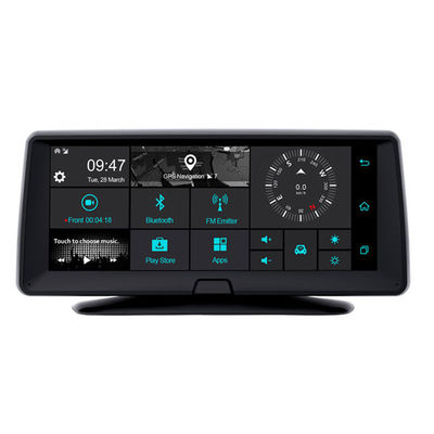 Android System On Dash Car GPS Navigator with FM Radio DVR Bluetooth 3G Wifi