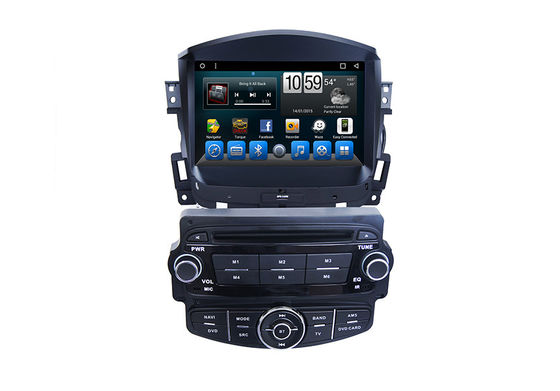 Trung Quốc Bluetooth Chevrolet GPS Navigation System for Cruze , Gps Android Car DVD Player USB 3G 4G nhà cung cấp