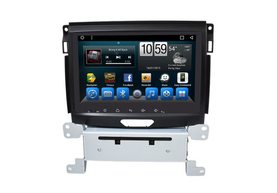 Trung Quốc 2 Din GPS Unit Ford DVD Navigation System For Everest Endeavour 2013-2017 nhà máy sản xuất