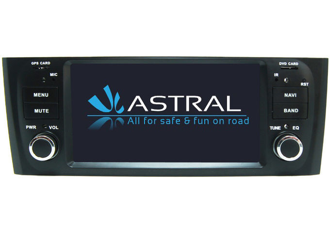 Central Multimedia Fiat Navigation System Old Linea TV 3G Wifi Quad Core Android