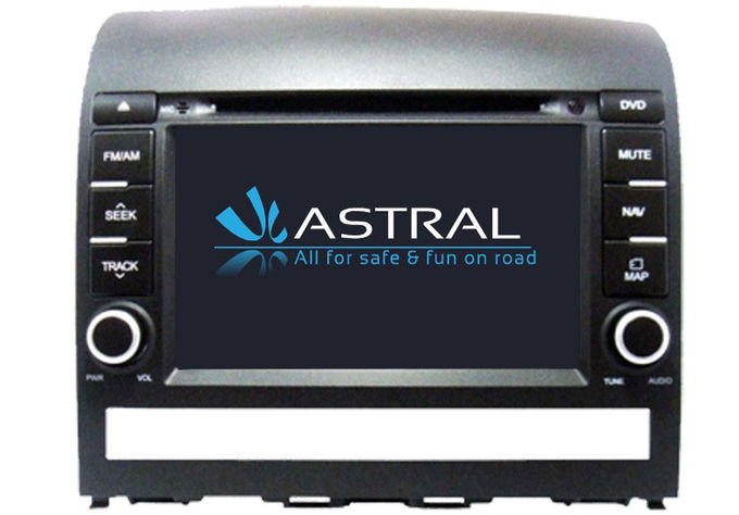 In Dash Stereo Radio Player Plio Fiat Navigation System Quad Core DVD GPS Wifi